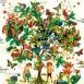 """東京ギンガ堂 - Tokyo Gingado """"The Sound of Silence - 沈黙の声"""" [Poster] / 2009  AD : 武田 昌也 - Masaya Takeda(Mo-Green Co., Ltd.)"""